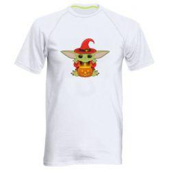 Чоловіча спортивна футболка Yoda conjures