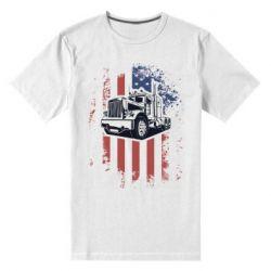 Чоловіча стрейчева футболка American Truck