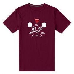 Мужская стрейчевая футболка BEAR PANDA BP VERSION 2