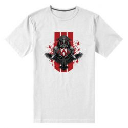 Чоловіча стрейчева футболка Bloodhound Art
