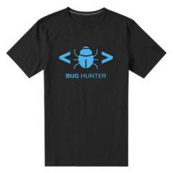 Чоловіча стрейчева футболка Bug Hunter