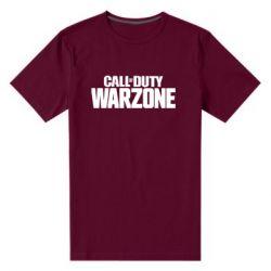 Чоловіча стрейчева футболка Call of Duty: Warzone