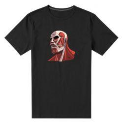 Чоловіча стрейчева футболка Colossus