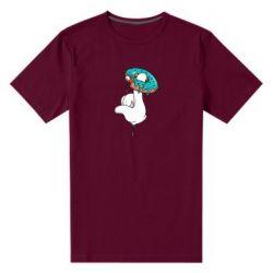 Чоловіча стрейчева футболка Glove and donut