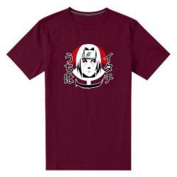 Чоловіча стрейчева футболка Itachi Art