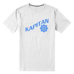 Чоловіча стрейчева футболка KAPITAN