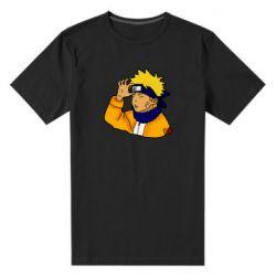 Мужская стрейчевая футболка Narutooo