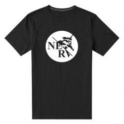 Чоловіча стрейчева футболка Nerv