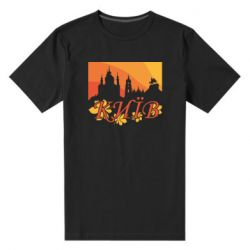 Чоловіча стрейчева футболка Night-Day Kiev