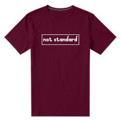 Чоловіча стрейчева футболка Not standard