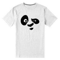 Чоловіча стрейчева футболка Panda Po