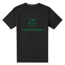 Чоловіча стрейчева футболка Peaky Blinders I