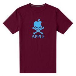 Мужская стрейчевая футболка Pirate Apple