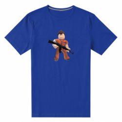 Чоловіча стрейчева футболка Roblox Prisoner