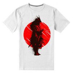Чоловіча стрейчева футболка Samurai spray
