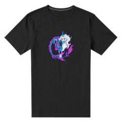 Чоловіча стрейчева футболка Sisu Dragon Art