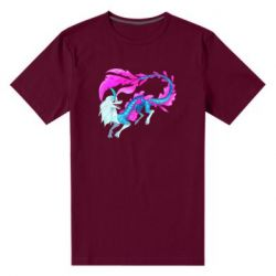 Чоловіча стрейчева футболка Sisu Water Dragon