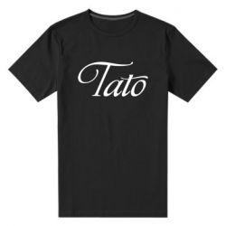 Чоловіча стрейчева футболка Tato