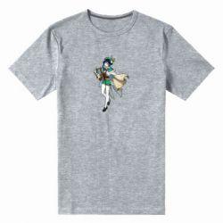Чоловіча стрейчева футболка Venti Genshin Impact