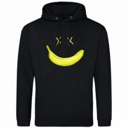 Мужская толстовка Banana smile