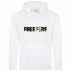 Мужская толстовка Free Fire spray