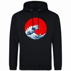 Чоловіча толстовка Godzilla Wave