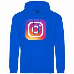 Чоловіча толстовка Instagram Logo Gradient