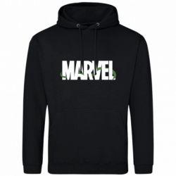Мужская толстовка Marvel logo and vine