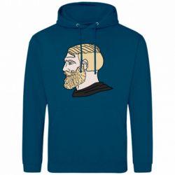 Чоловіча толстовка Meme Man Nordic Gamer