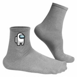 Чоловічі шкарпетки Astronaut Among Us
