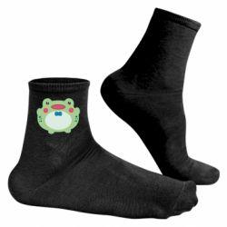 Чоловічі шкарпетки Baby frog