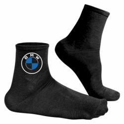 Чоловічі шкарпетки BMW logo 2020