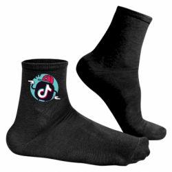 Чоловічі шкарпетки Dancing Tik tok