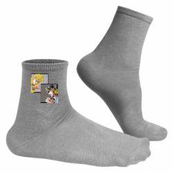 Чоловічі шкарпетки Джостер и Дио