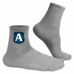 Чоловічі шкарпетки Форум Антиколлектор Лого Минимал