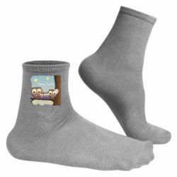 Чоловічі шкарпетки Happy family