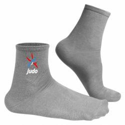 Чоловічі шкарпетки Judo Logo