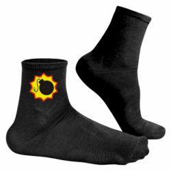 Чоловічі шкарпетки Крутий Сем