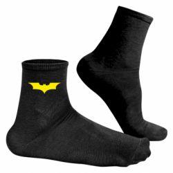 Чоловічі шкарпетки кажан