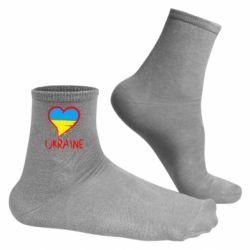 Мужские носки Love Ukraine