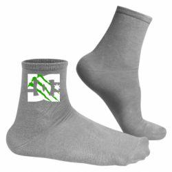 Чоловічі шкарпетки Monster DC