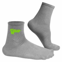 Чоловічі шкарпетки Monster Energy Drink
