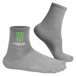 Чоловічі шкарпетки Monster Energy Logo