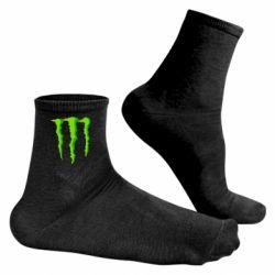 Чоловічі шкарпетки Monster Stripes