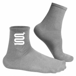 Чоловічі шкарпетки дуууже довга такса