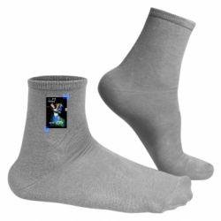 Чоловічі шкарпетки Open your mind to new ideas