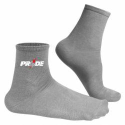Чоловічі шкарпетки Pride