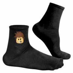 Чоловічі шкарпетки Roblox head