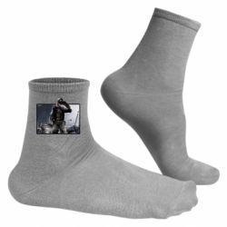 Чоловічі шкарпетки Stalker art