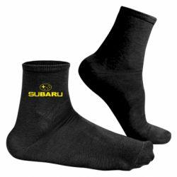 Чоловічі шкарпетки Subaru